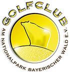 Golfclub am Nationalpark Bayerischer Wald Mobile Retina Logo