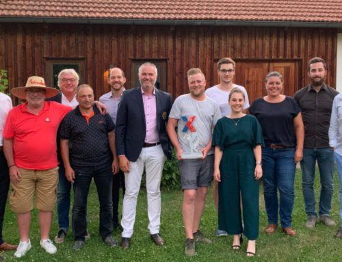 Komax-Golftrophy mit internationalem Teilnehmerfeld