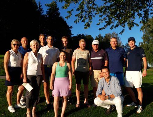 Modehaus Garhammer Golf-Cup lockt wieder viele Teilnehmer