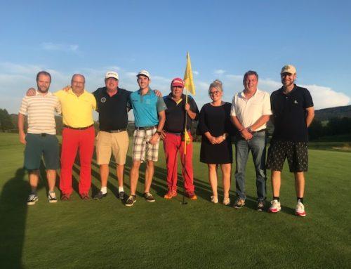 Golfwoche im GcaNP