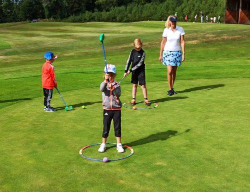 Golfbär(ch)en-Feriencamp 2020