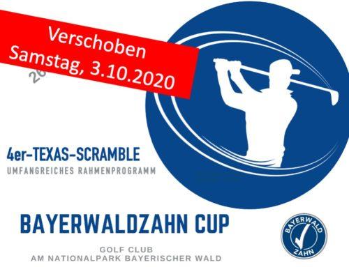 Bayerwaldzahn-Cup