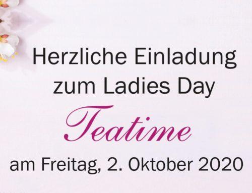 Ladiesday – Teatime